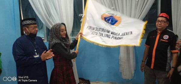 Yuni Purwani Resmi Mengemban Amanah Sebagai Ketua Forsiwaja