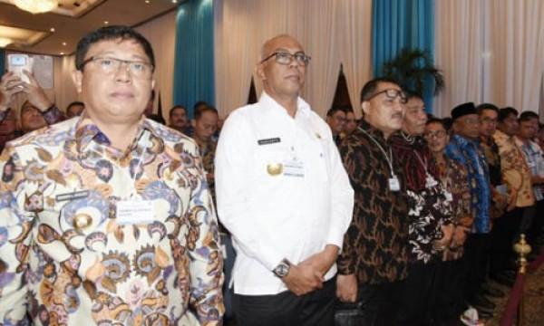 Pjs Bupati Inhil Nyatakan Ketahanan Pangan Harus Dikelola Dengan Teknologi yang Baik