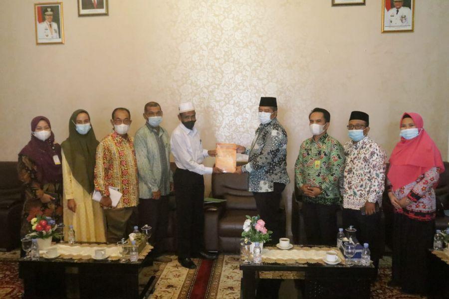 Bupati Alfedri : Pengusulan Gelar Tengku Buwang Jadi Pahlawan Nasional, Butuh Dukungan Semua Pihak