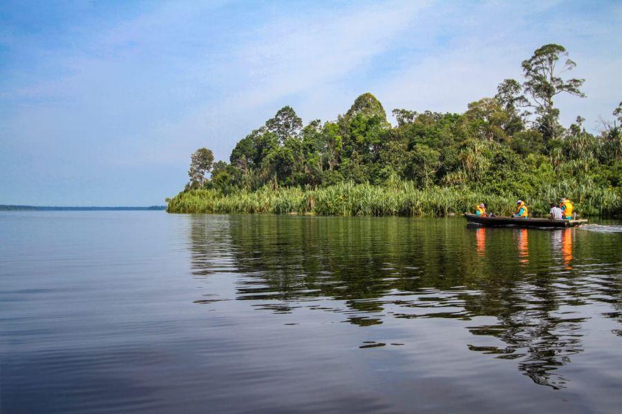Bupati Siak Dukung Promosi Taman Nasional Zamrud Lewat Lomba Karya Jurnalistik