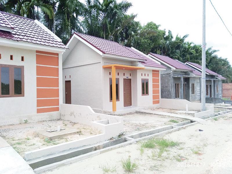 Daya Beli Rumah Bersubsidi Turun sementara Harga Material Naik di Riau
