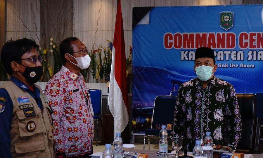 Kemendagri Sebut Capaian Penerapan SPM di Kabupaten Siak Tahun 2021 Memuaskan