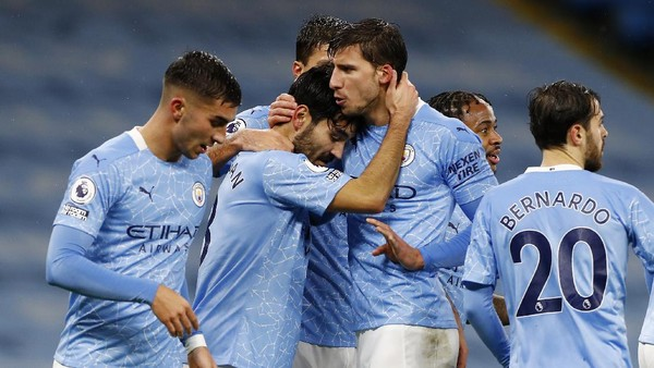 Man City Vs Newcastle: The Citizens Menang Banyak Meyakinkan 2-0