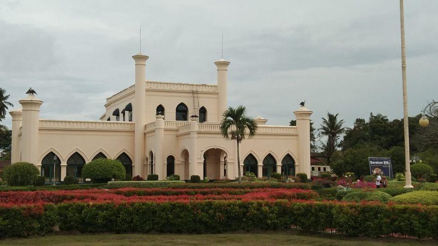 Pemkab Perpanjang Jadwal Penutupan Istana Siak