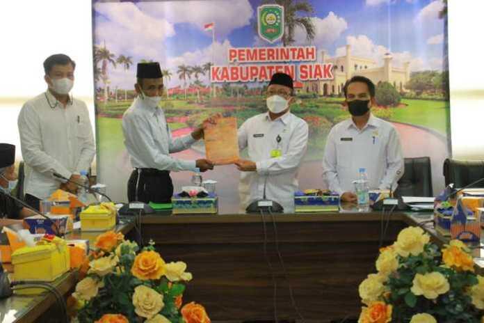 Pemkab Usulkan Sultan Siak II Pahlawan Nasional