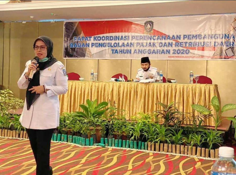 Pendapatan Pajak di Kepulauan Riau Over Target