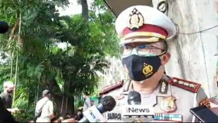 Tersangka Kecelakaan Maut di Pasar Minggu Bukan Anggota Polisi