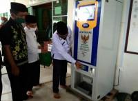 Baznas Kota Tanjungpinang Launching ATM Beras yang ke Empat Kalinya