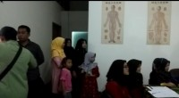 Wujud Kepedulian Kepada Masyarakat, TNI Bersama Pemprov Kepri Gelar Sunat Masal