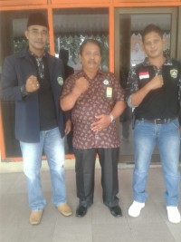 Pelantikan Ketua Pertina Pasla Kabupaten Bengkalis Periode 2019-2023