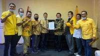 Golkar Dukung Empat Pasang Balon Pilkada di Riau