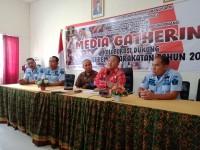Jalin Sinergitas, LP Kelas IIA Tanjungpinang Gelar Kegiatan Media Gathering Bersama Insan Pers