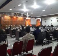 Kepala Daerah Tak Hadir, Rapat Paripurna DPRD Kuansing Ditunda