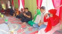 """Kampanye Diologis  KDI di Desa Temeran: Sofyan, S.Pdi : """"Pilihlah Paslon Nomor Urut 1"""""""