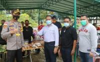 Dinas PMD Menggelar Pasar Tumpah di Setiap Kecamatan