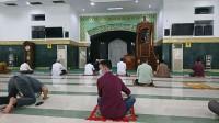 New Normal, Masjid Raya An Nur Provinsi Riau Kembali Dibuka