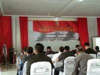 Bupati Kuansing Canangkan Zona Integritas Bebas Korupsi