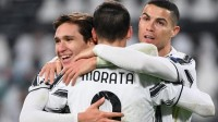 JUVENTUS 3-0 DYNAMO KIEV: Rating De Ligt, Ramsey, Ronaldo & Brilliant Duo Chiesa-Morata