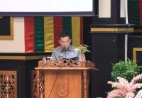 DPRD Kota Pekanbaru Laksanakan Paripurna Pengantar Nota Keuangan Ranperda APBD 2020 dan Ranperda APBD-P 2019