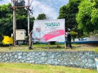 5 Titik Baliho Habib Riziq Sihab di Tanjung Pinang dan Bintan Ditertibkan