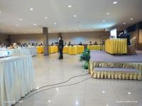 Panwascam Tanjung Pinang Timur Gelar Simulasi Pemungutan Suara Pilkada 2020