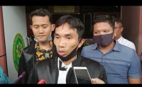M.Hakim.Spd.SH.MH, Menyatakan Syukur Atas Bebasnya Kliennya Dari Segala Tuntutan Dalam Kasus Narkotika