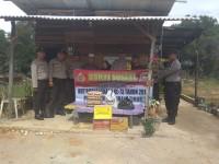 HUT Bhayangkara ke 73, Polsek Tanjungpinang Timur Melaksanakan Bakti Sosial