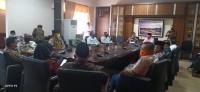 Agenda Rapat Bersama Sekda Kuansing Dan Pansus  DPRD provinsi Riau