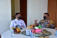 Kapolda Riau Sosialisasi UU Ciptaker, H. Syahrial Abdi Berikan Dukungan