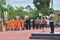 Jelang Nataru, Polres Bintan Gelar Apel Pasukan Operasi Lilin Seligi 2020