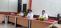 Sekda Kuansing Vidcom Bersama Sekretaris Daerah Provinsi Riau