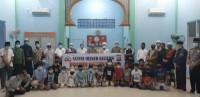 Polres Rohul Melaksanakan Kegiatan  Safari Subuh Keliling Sekaligus Silaturahmi Dengan Jama,ah Masjid