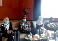 Bupati Kuansing : Peserta Penerima BPJS Kesehatan Kecamatan LTD Berjumlah 7.846 Jiwa Dari Dana APBD dan APDN