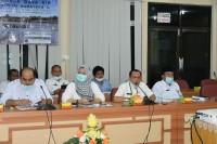 Bappeda Gelar Pertemuan Konsultasi Pengamanan Pantai Teluar Provinsi Riau