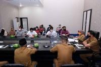 Walikota Tanjungpinang Gelar Rapat Terbatas Bersama Pertamina