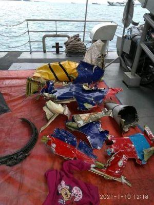 7 Temuan dari Evakuasi Sriwijaya Air Hari Kedua, Diantaranya 1 Temuan yang Miris...