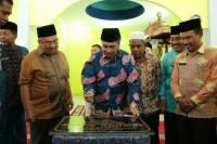 Bupati Siak Resmikan Masjid Raya Al Mujahiddin