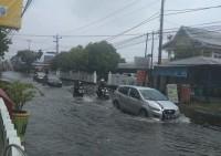 30 Titik Rawan Banjir Menjadi Perhatian Dinas PUPR Pekanbaru
