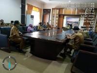 Bupati Kuatan singingi Dapat Kunjungan Dari Ketua Forum Kades Se Kabupaten Kuansing