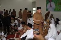 Jalin Tali Silatutrahmi, Pemkab Labuhanbatu Gelar Acara Halal Bil Halal