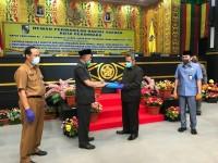 Paripurna LKPj Kota Pekanbaru Tahun 2019 Digelar Via Live Streaming