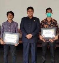 Ketua DPRD Kuansing Taja Kreasi Video Pendek, Dijuarai Oleh Ari Akbar