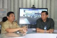 Pemko Pekanbaru Pamerkan Pekanbaru Command Center Kepada 24 Walikota