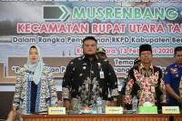 Rp 73 M untuk Kecamatan Rupat Utara di APBD Bengkalis 2020