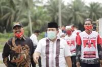 Dukungan Untuk Paslon No Urut 2 H Sukiman-H Indra Gunawan Terus Berdatangan Dari Masyarakat Rohul