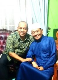 Ahmad Syah Harrofie Didoakan Guru Buya Hamka Riau Jadi Bupati Bengkalis