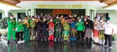 Aliansi Laskar Riau DEMO Menolak Pergantian Dirut PHR yang syarat Kepentingan ?