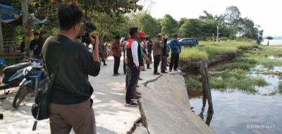 Bupati Pelalawan Lakukan Kunjungan Kerja Ke Desa Pulau Muda dan Desa Bandar Pesisir