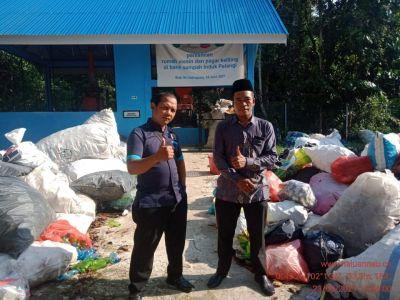 Bupati Siak Minta Kecamatan dan Kampung Punya Bank Sampah