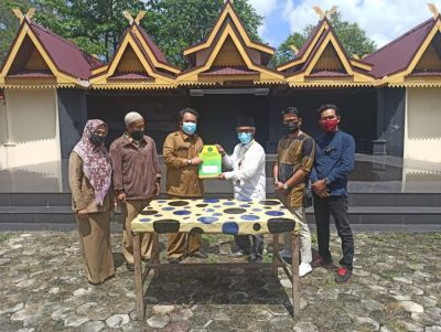 Dinas Kebudayaan Provinsi Riau Jalin Kerjasama Dengan Fakultas Ilmu Budaya Unilak